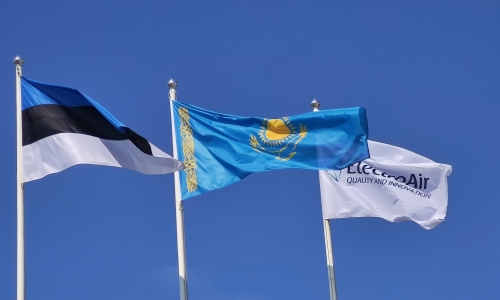 Visit of the Ambassador of the Republic of Kazakhstan