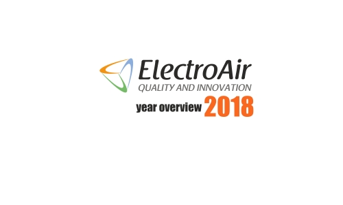 ElectroAir year overview 2018